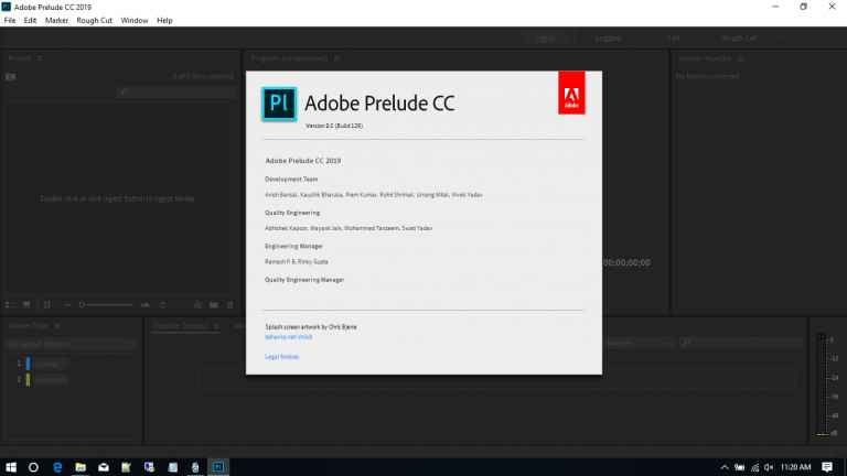 Adobe Prelude CC 2019 8.0.1.31 Full Free Download