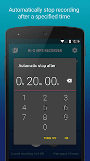 Hi-Q MP3 Voice Recorder (Pro) 2.4.1 Apk Is Here!