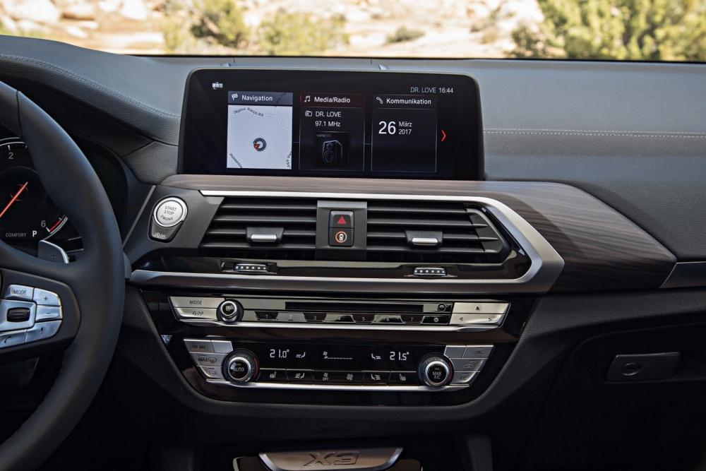BMW X3 đời mới
