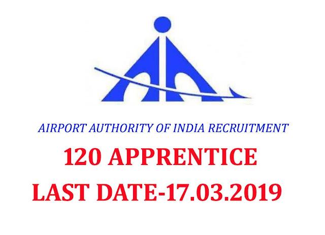 Airport Authority of India recruitment 2019 , AAI recruitment 2019 online apply