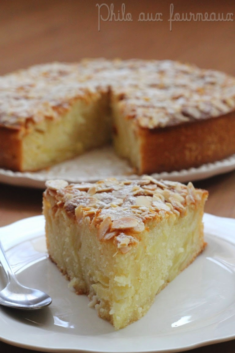 Cake Aux Pommes Et Noix Moelleux
