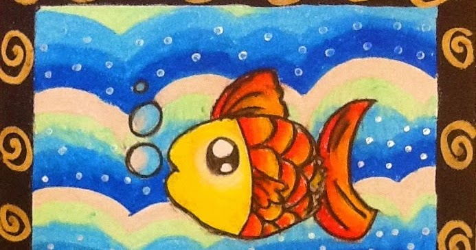 Cara Membuat Gradasi Warna Dengan Crayon Anak Cemerlang