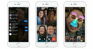 Facebook Messenger Group Video Chat Rolling Out