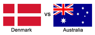 denmark vs australia world cup 2018