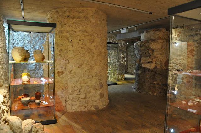 Opactwo benedyktyńskie w Tyńcu - wystawa archeologiczna