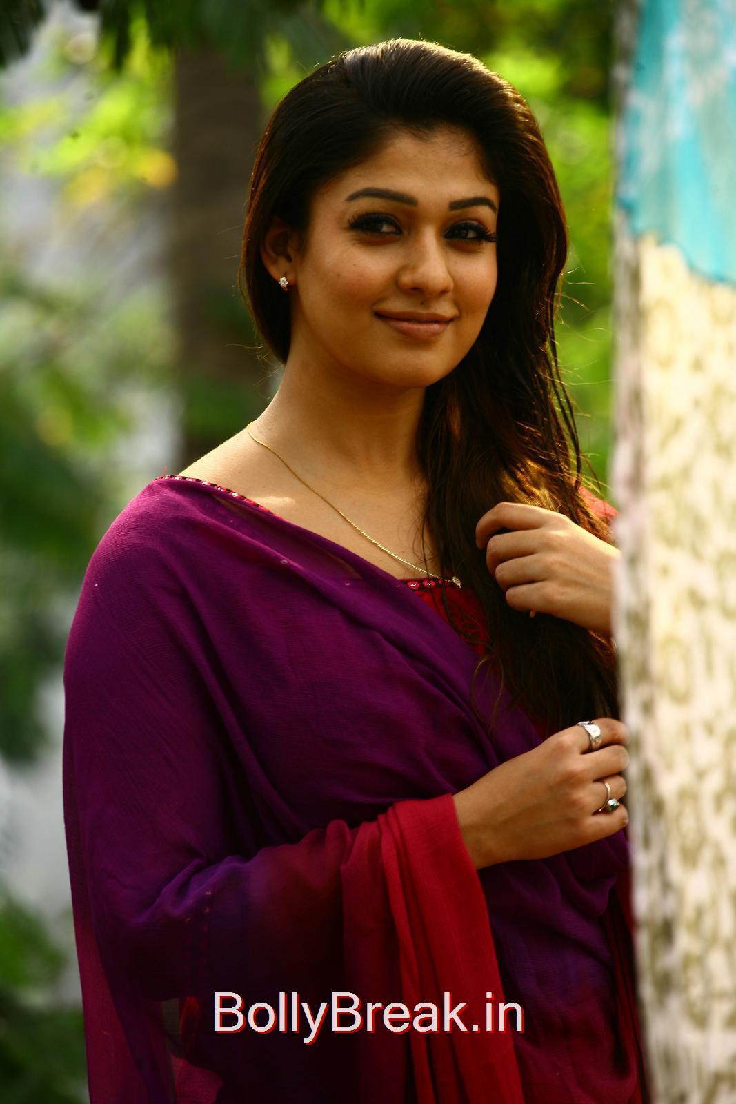 Nayanthara Hot Hd Pics From Seenu Gadi Love Story Telugu -2916