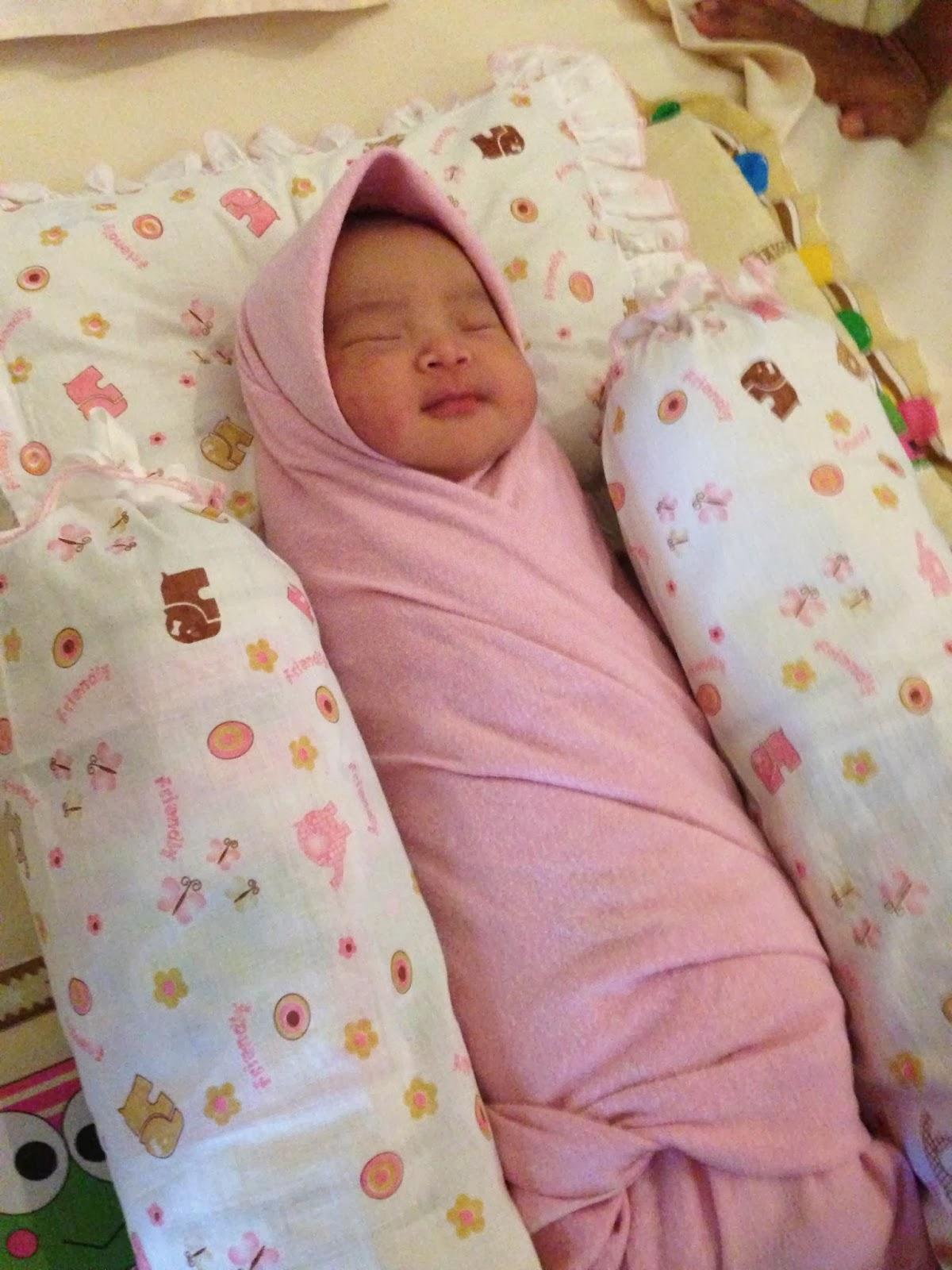 Izmazizima Perlengkapan Bayi Newborn Baru Lahir