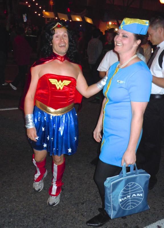 Halloween Wonder Woman costume