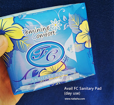 Avail Feminine Comfort Sanitary Pad (Day Use)