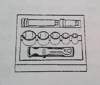 Konci Sok (Socket Wrench)