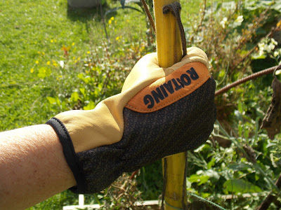 Test des gants de jardin Rostaing Pro Séquoia