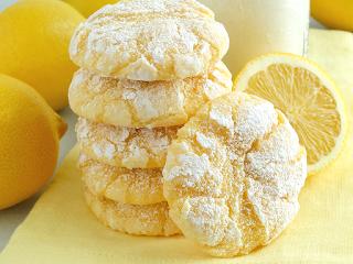 Γευστικά μπισκότα λεμονιού με βούτυρο από τον Jamie Oliver