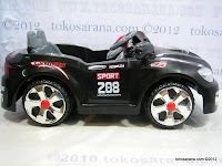 3 Mobil Mainan Aki Junior TR1201A 2 BNW Dinamo 3