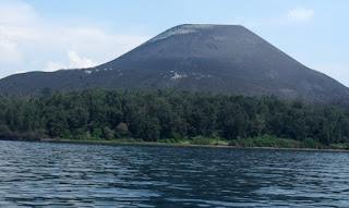 Dongeng Sasangkala Selat Sunda Jeung Gunung Krakatau