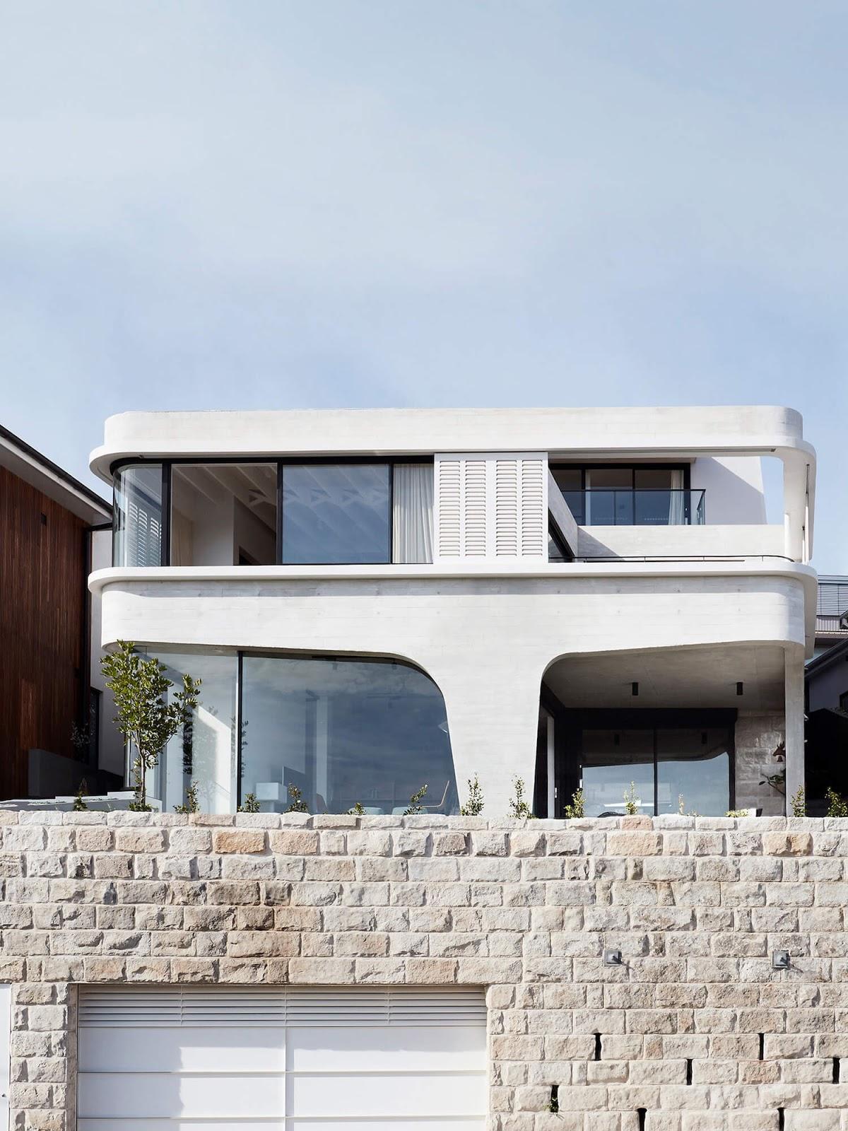 la maison d 39 un gatsby moderne magnifique berenice big. Black Bedroom Furniture Sets. Home Design Ideas