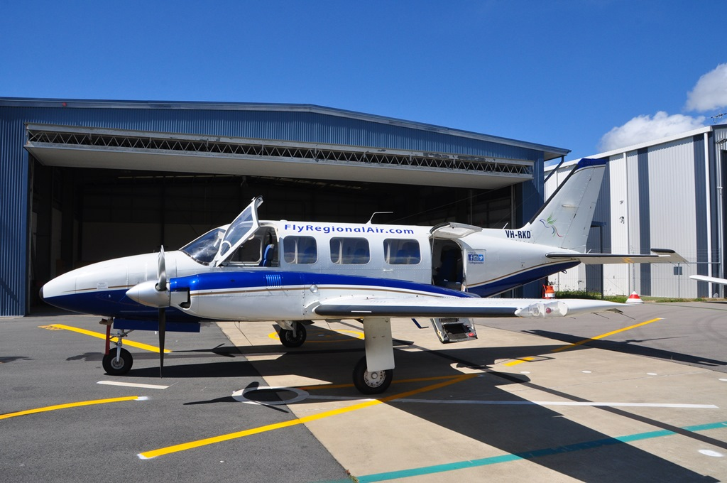 Charter Flights Mackay To Hamilton Island