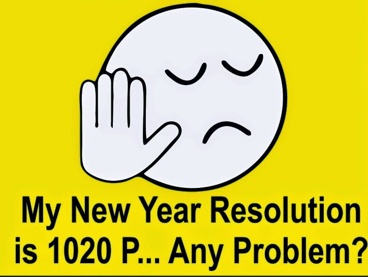 Funny New Year 2019 Resolution Meme Pictures 720p