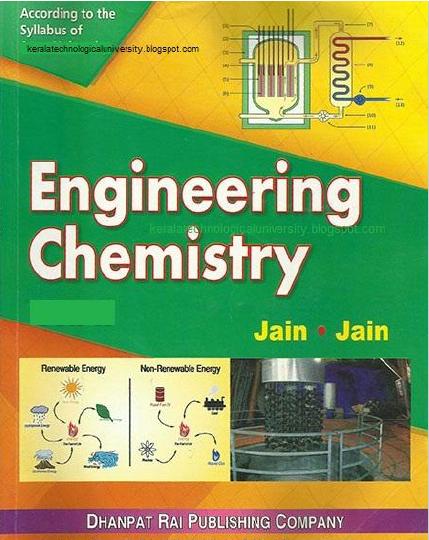 Engineering Chemistry By Jain Amp Jain Free Ebook Erforum