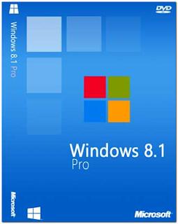Windows 8.1 Professional (x86x64) Latest
