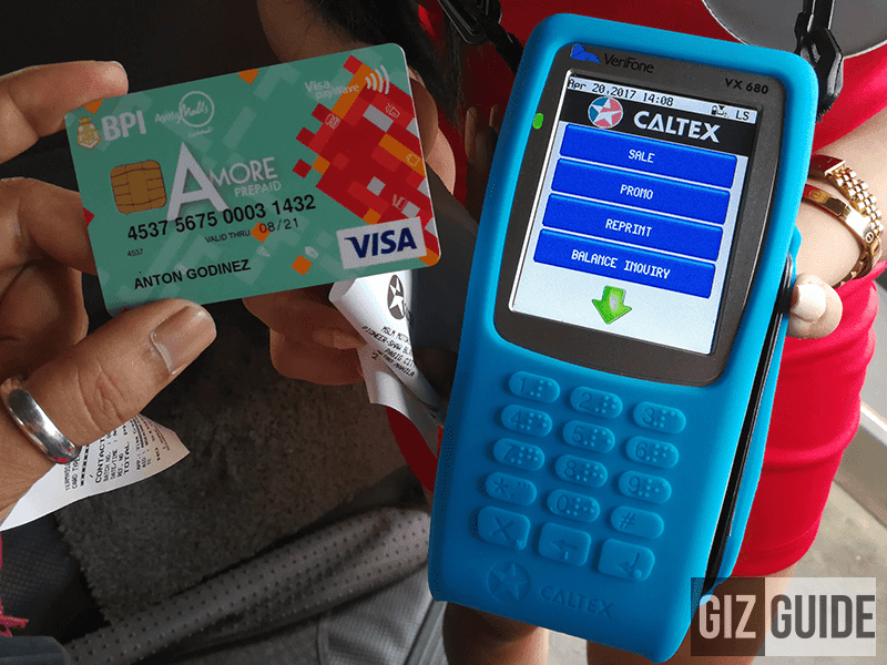 Caltex Partners With Visa For PayWave