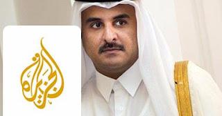 تصريحات امير قطر الاخيرة , علاقتنا قوية بإسرائيل وحماس الممثل الشرعى للفلسطينيين