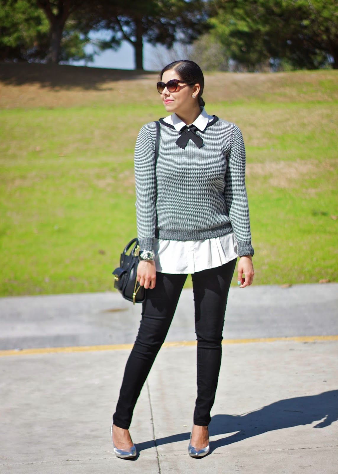 Glam up the Sweater, San Diego Fashion Blogger