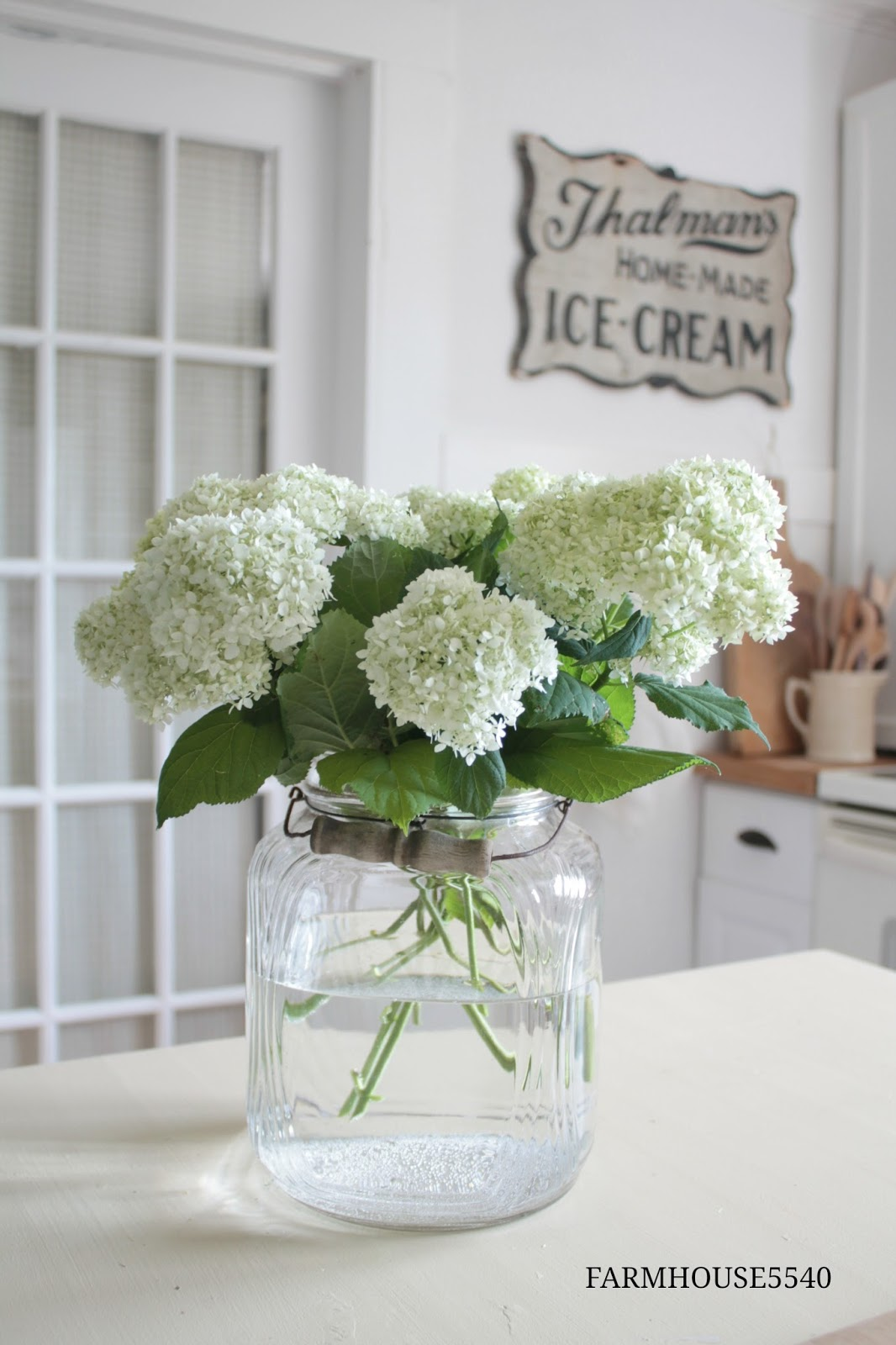 FARMHOUSE 5540 Fresh Cut Flowers