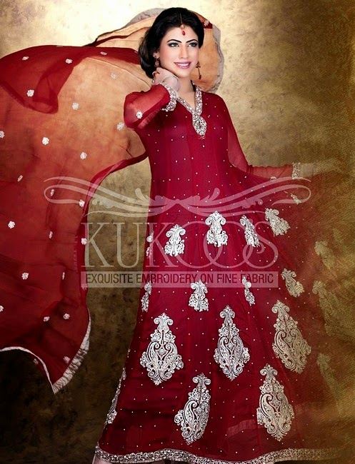 Bridal Evening Formal Suits By Kukoos