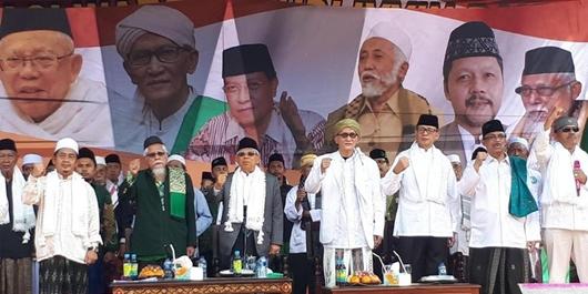 Gubernur Banten: Ma'ruf Amin Milik Umat Islam, Jadi Harus Dukung