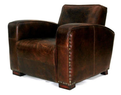 distressed leather club chair casual casa better with age 6786