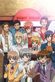 Ame-iro Cocoa: Rainy Color e Youkoso! (2015)