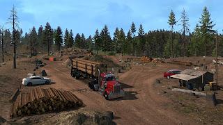 ats news, ats 1.32, american truck simulator, official developments, ats oreon dlc, oregon map, american truck simulator orgeon map dlc screenshots4