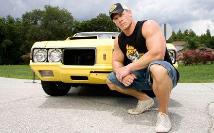Adam's Wrestling: John Cena's Car Collection  Adam's Wres...