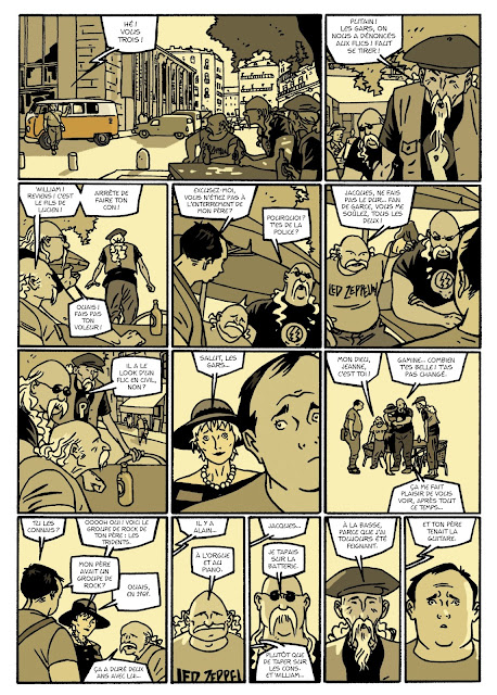 The Long And Winding Road aux editions Kennes page 31