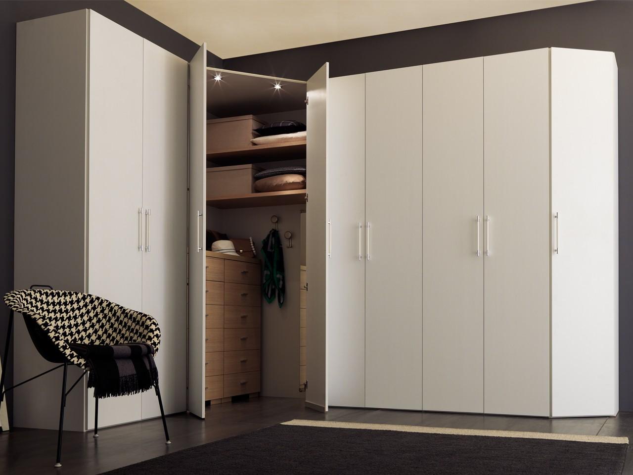 Marzua armarios esquineros - Armario para habitacion ...