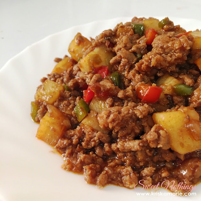 Beef and Pork Picadillo (1)