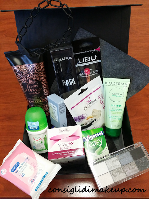 MyBeautyBox Agosto 2016: Wellness Beauty Program