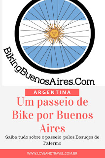 Biking Buenos Aires - Passeio de Bike