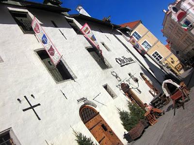 Restaurant Olde Hansa in Tallinn