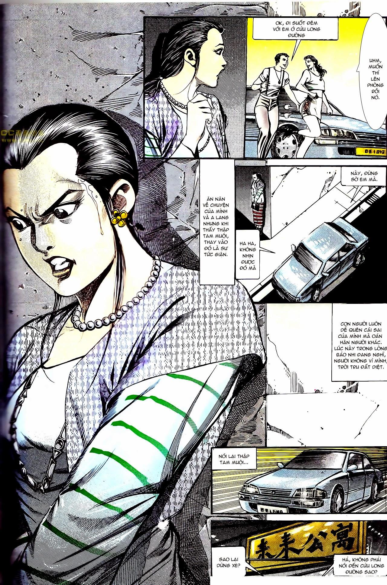 Người Trong Giang Hồ chapter 135: cạm bẫy rình rập trang 20