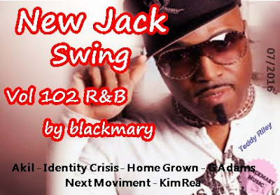 New Jack Swing Vol 102 R&B - [by blackmary]09072016
