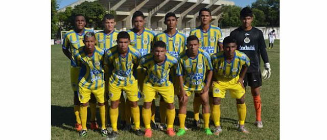 Horizonte vence o Maranguape e assume a liderança do grupo no Cearense Sub-20.