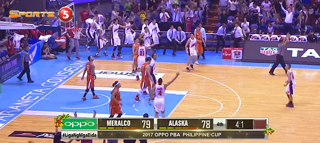 Alaska Aces' CRAZY Comeback to Win Against Meralco! (VIDEO)