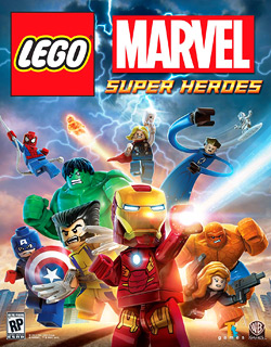 LEGO : MARVEL SUPER HEROES SINGLE LINK ISO FULL VERSION