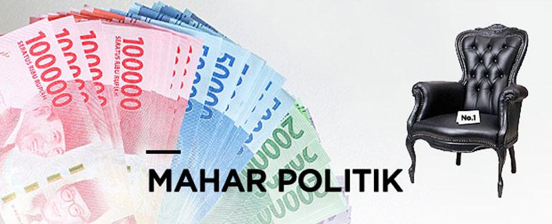 Mahar Politik dan Tata Kelola Dana Kampanye
