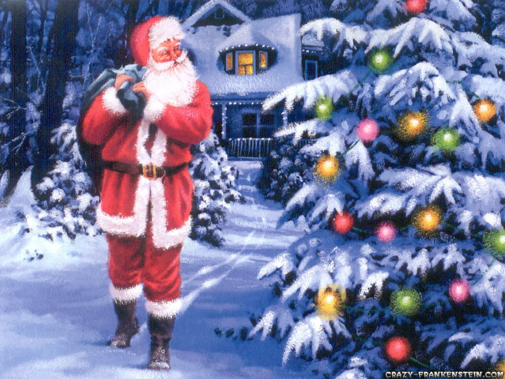 Christmas wallpaper on santabanta merry christmas and happy new the voltagebd Image collections