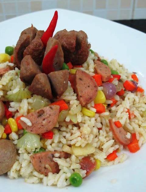 Resep Nasi Goreng Pelangi | Just Try & Taste