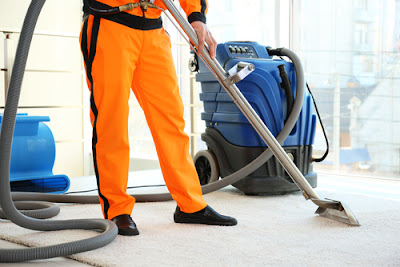 Carpet Cleaning Equipments