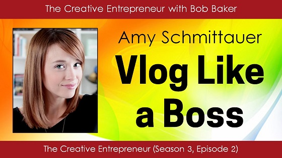 Savvy Sexy Social, Vlog Like a Boss, Amy interview