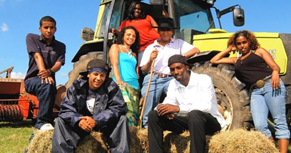 Young Black Farmers in Detroit, Michigan area